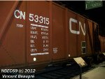 CN Covered Hopper 53315